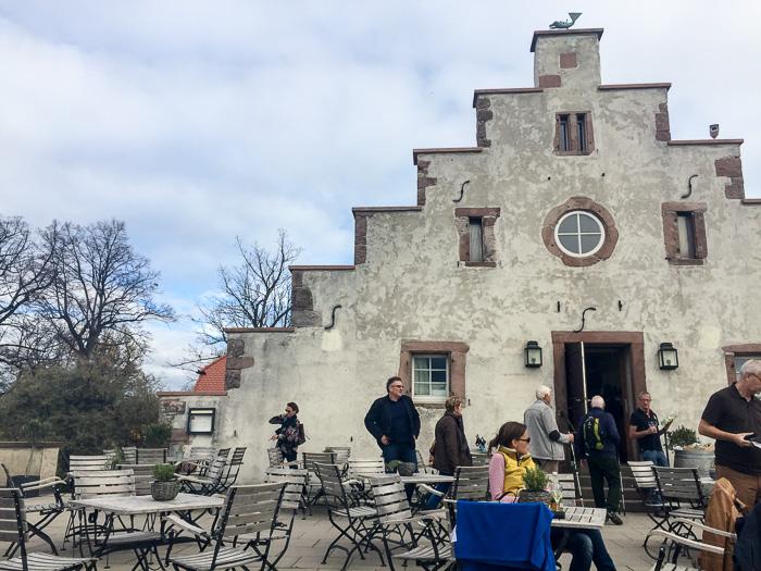 Einkehr im Schloss Staufenberg