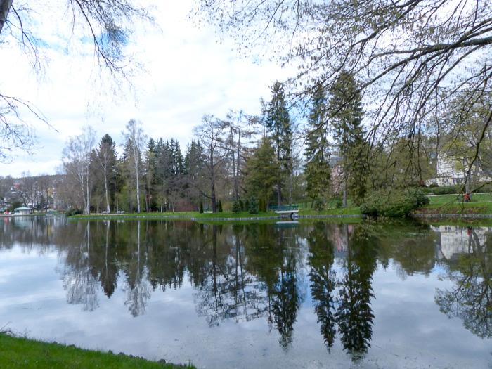 GondelteichBad Elster, Vogtland