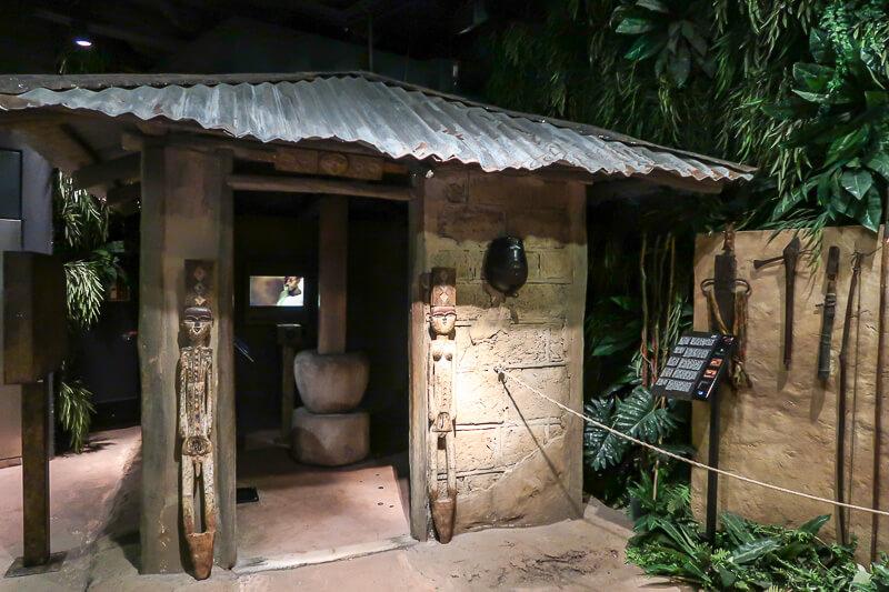 Klimahaus Bremerhaven: Afrika